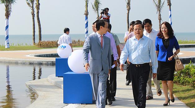 FLC Group luôn tiên phong phát triển dự án Du lịch nghỉ dưỡng biển