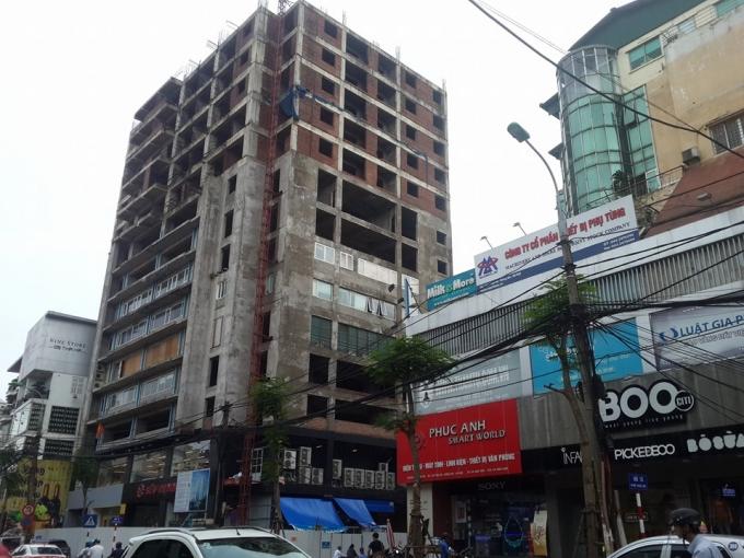 Dự án Chung cư 131 Thái Hà tọa lạc Vị Trí Kim Cương - Trung tâm của Trung Tâm Hà Nội