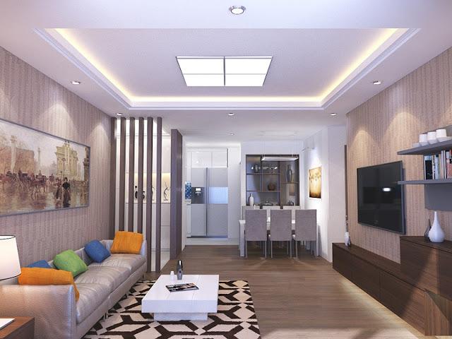 Nội thất bàn giao ghi rõ trong Hợp đồng Mua bán căn hộ Chung cư MHD Trung Văn