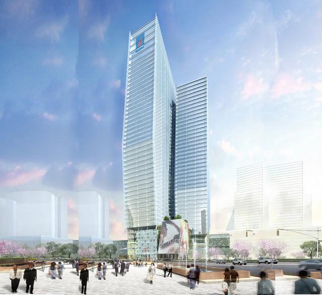 Dự án Chung cư Nam Đàn Plaza Phạm Hùng - Namdan Plaza
