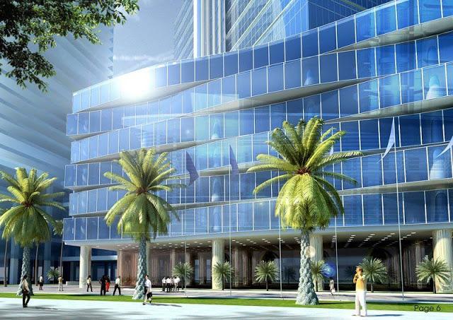 Chung cư Nam Đàn Plaza đẹp tựa Pha Lê tỏa sáng