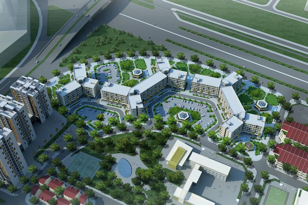 Dự án Khu nhà ở Hưng Thịnh khu đô thị Kiến Hưng - Hà Đông