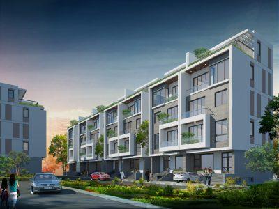 Liền kề Riverside Garden 349 Vũ Tông Phan – Niềm kiêu hãnh nội đô