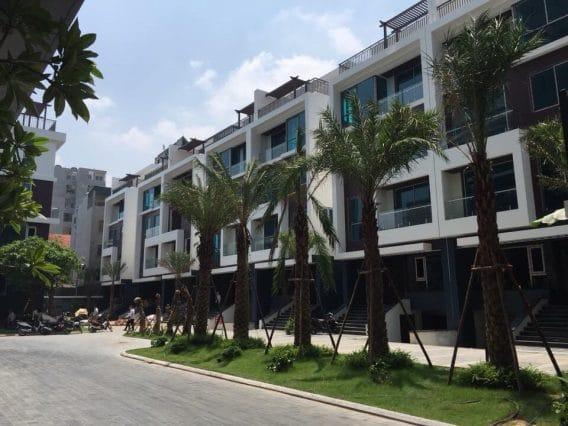 Liền kề Biệt thự Riverside Garden 349 Vũ Tông Phan 2019