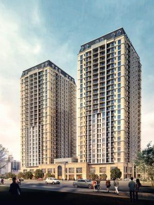 Chung cư HC Golden City Bồ Đề – Long Biên : Tổ ấm tuyệt vời