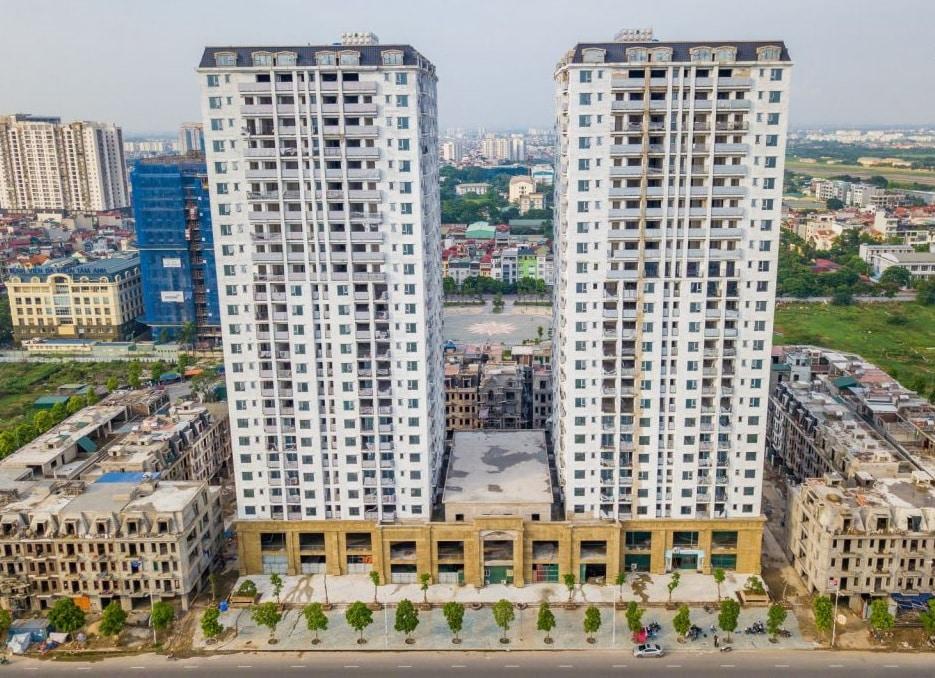 Chung cư HC Golden City 319 Bồ Đề