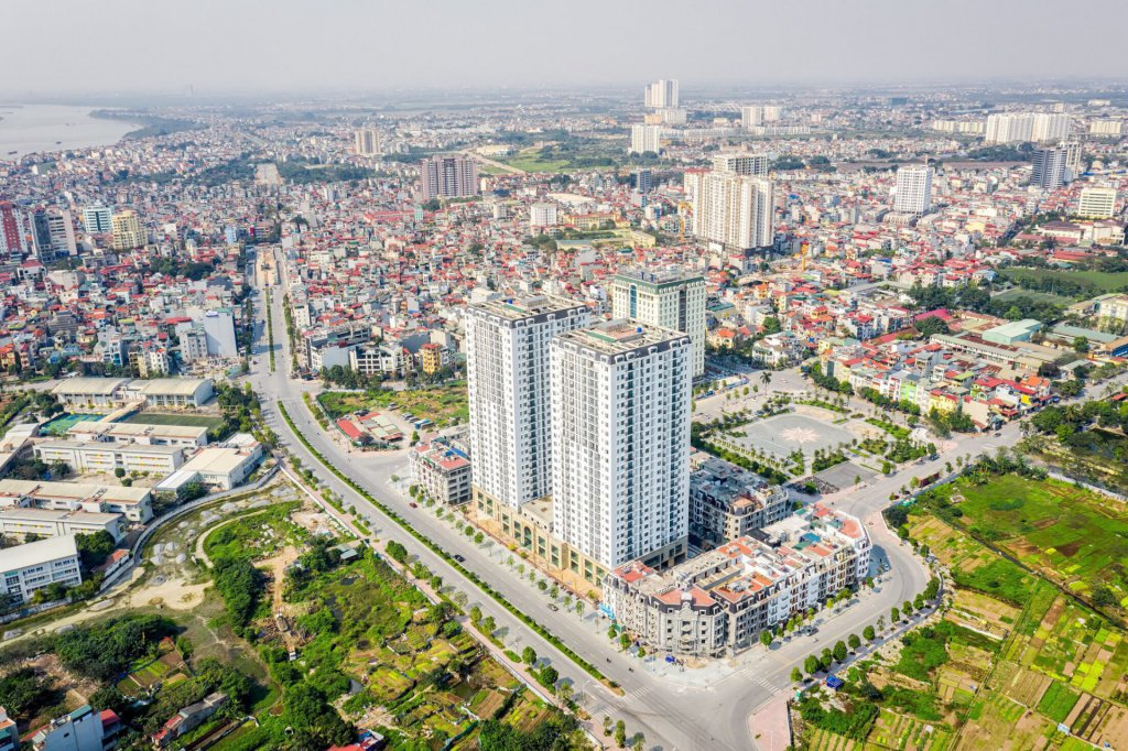 Chung cư HC Golden City 319 Bồ Đề - Q. Long Biên