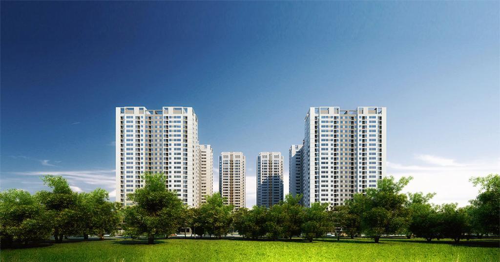 Dự án Chung cư PD Green Park Phương Đông sắp ra mắt