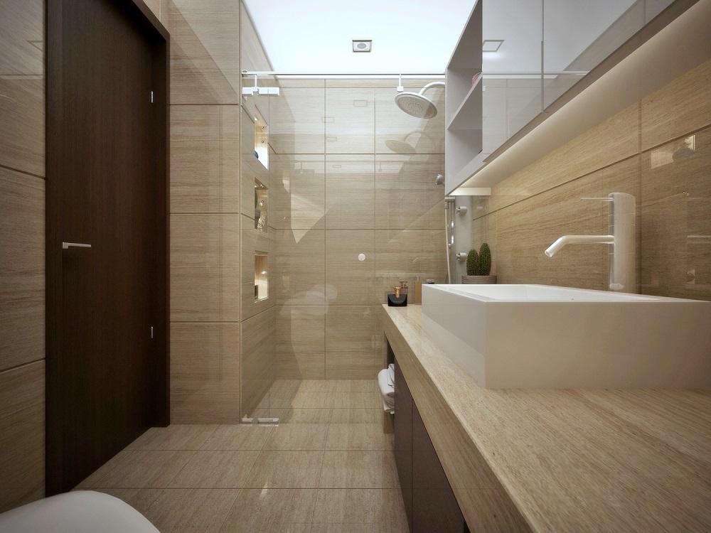 Phòng tắm đẳng cấp Chung cư Bel Air Mỹ Đình