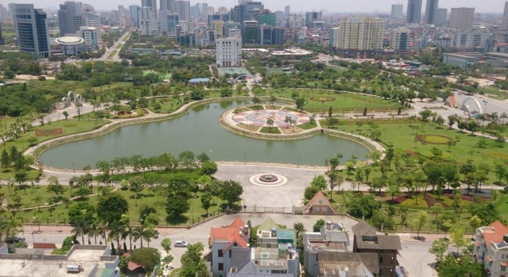 Dự án Chung cư Eco Park View 19 Duy Tân tầm view đẹp