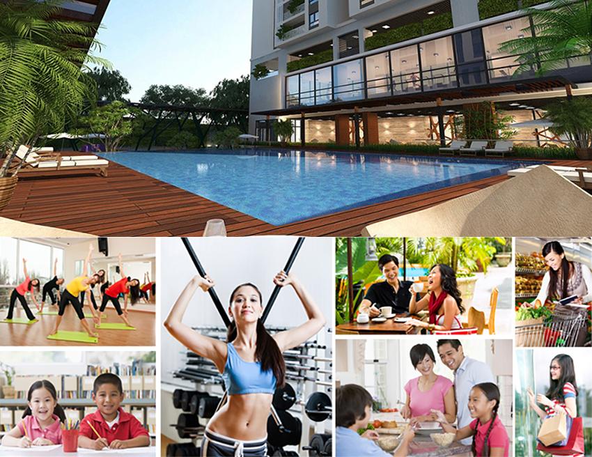 hồ sơ tiện ích Dự án Chung cư Eco Park View 19 Duy Tân