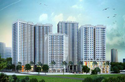 Dự án Chung cư New Horizon City 87 Lĩnh Nam