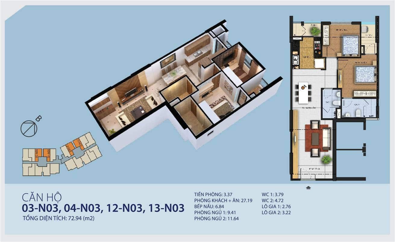 chung cư new horizon city 03041213n03