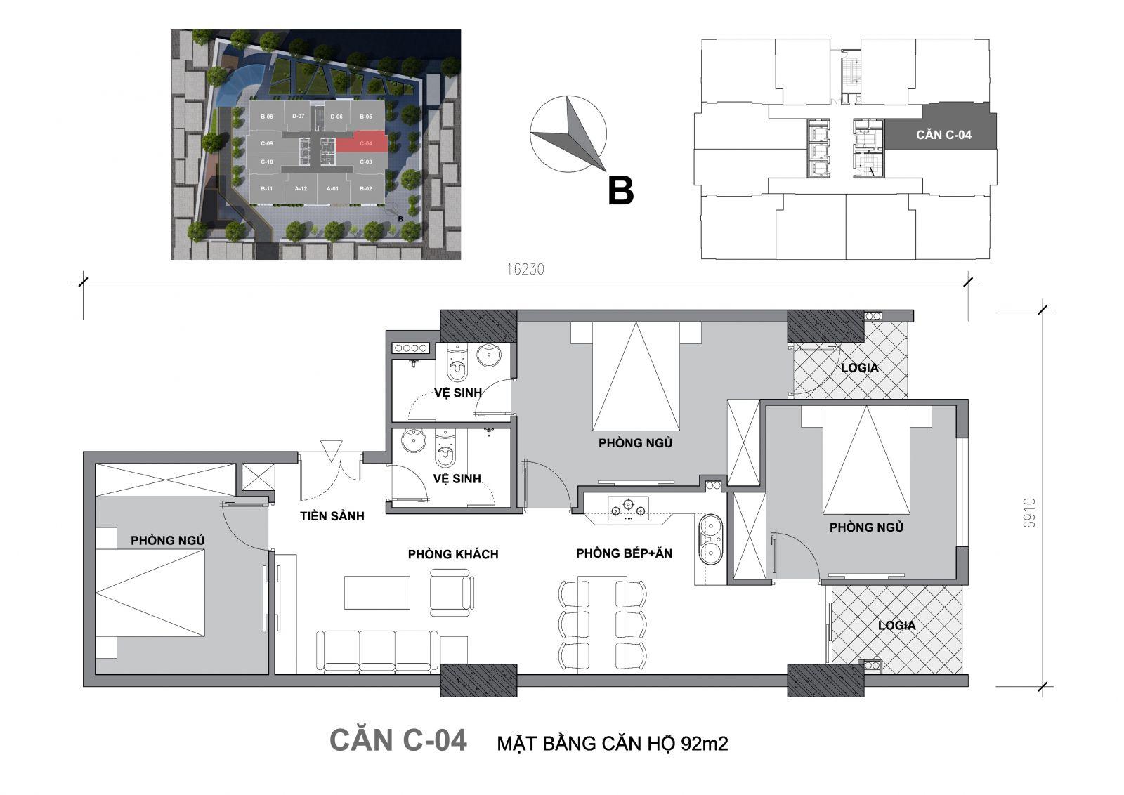 chung cư startup tower c04