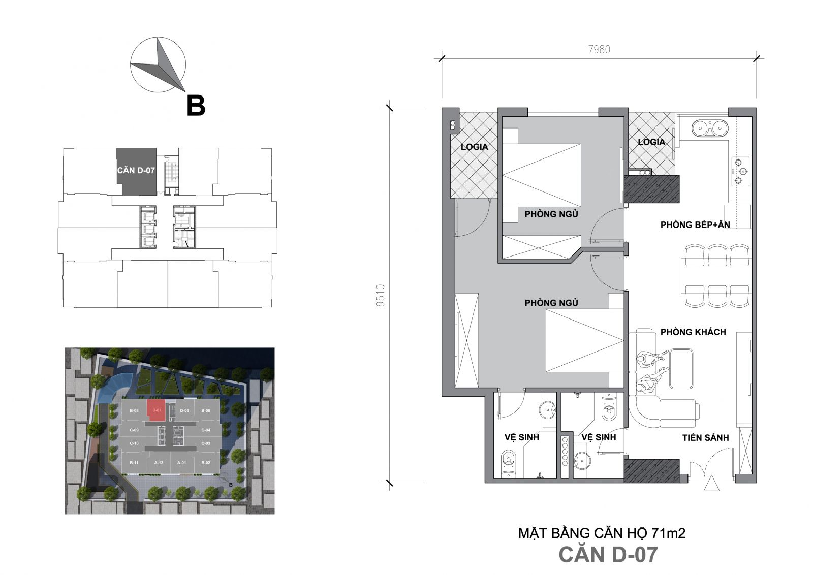 chung cư startup tower d07