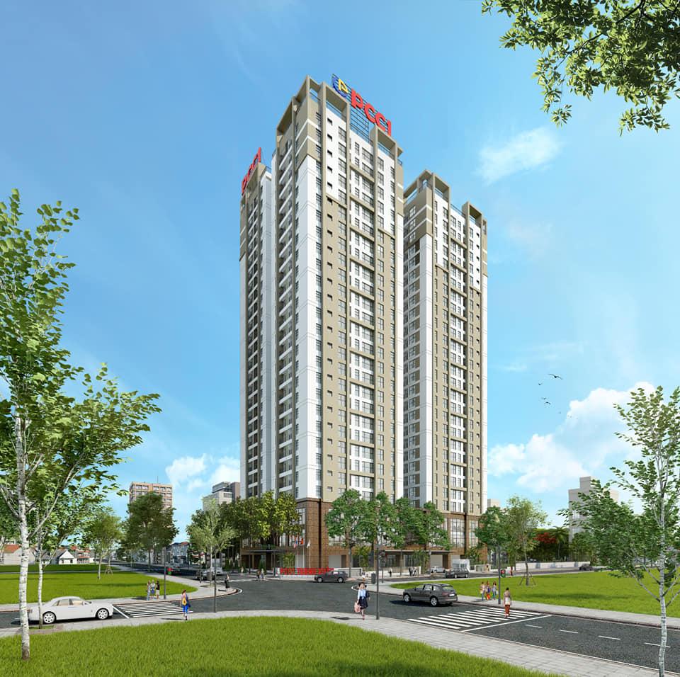 Chung cư 44 Triều Khúc cung cấp ra thị trường hơn 480 căn hộ vào tháng 5 năm 2019