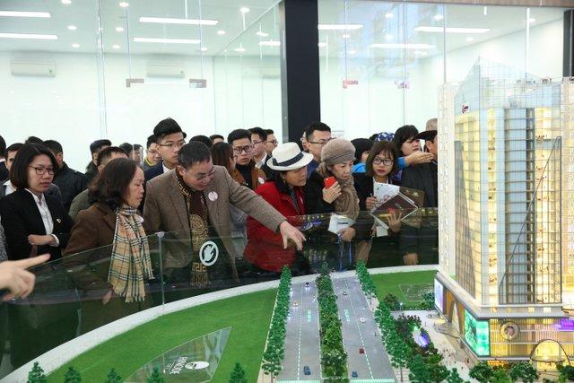 mở bán Chung cư 201 Minh Khai Hinode City
