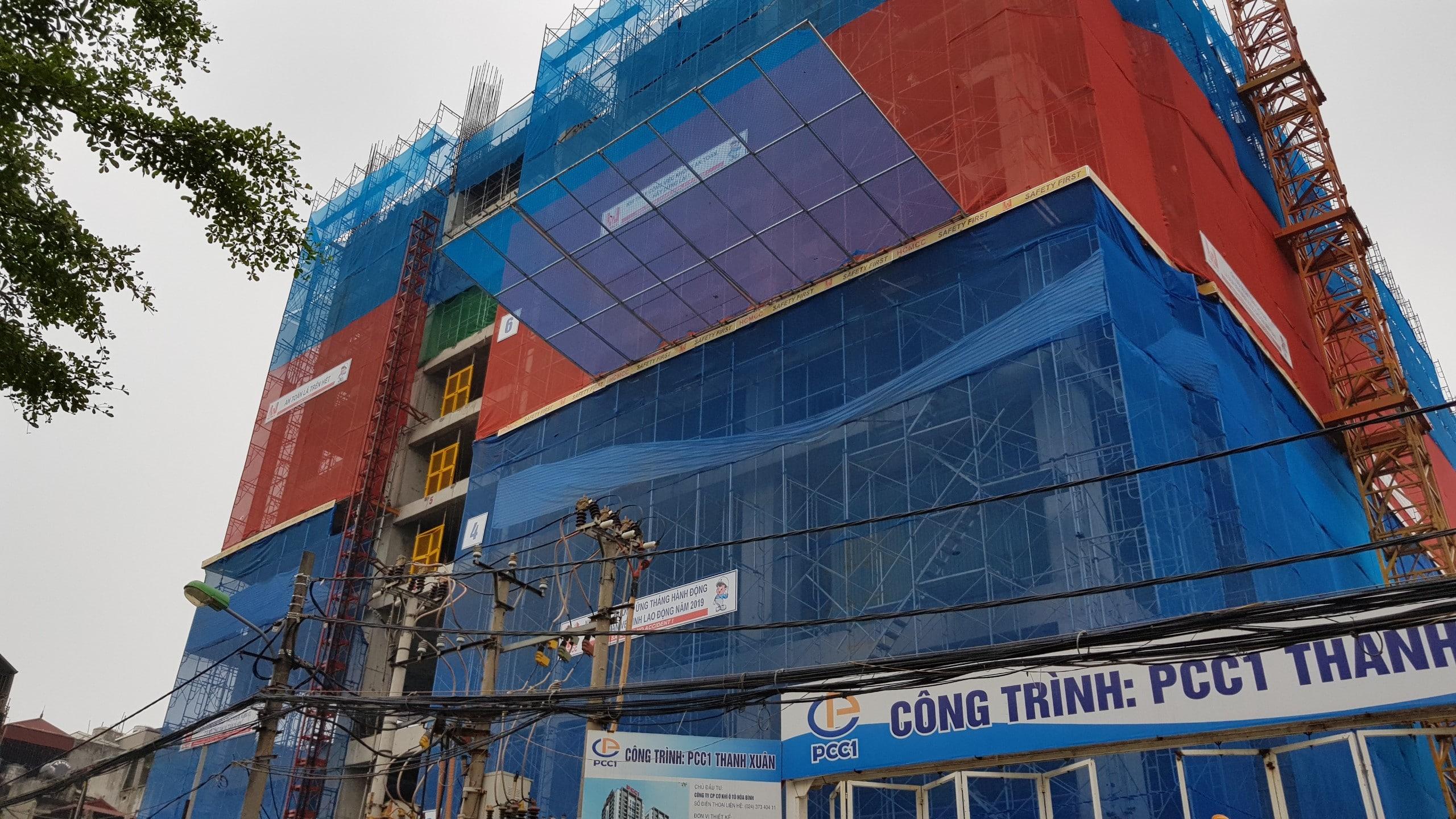 Dự án PCC1 Thanh Xuân 44 Triều Khúc