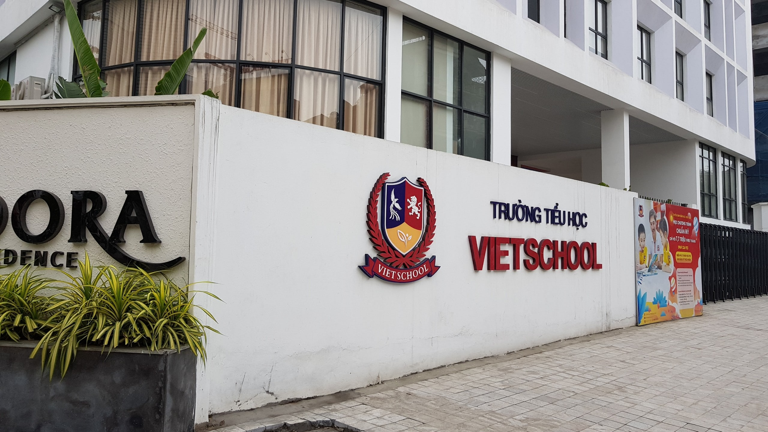 Chung cư PCC1 Thanh Xuân trường tiểu học quốc tế vietschool