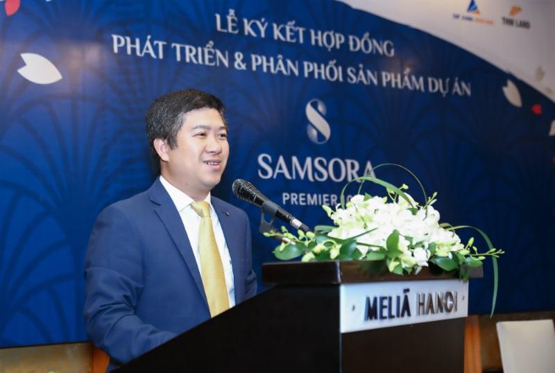 chủ đầu tư samland nhà phát triển dự án Samsora Premier 105