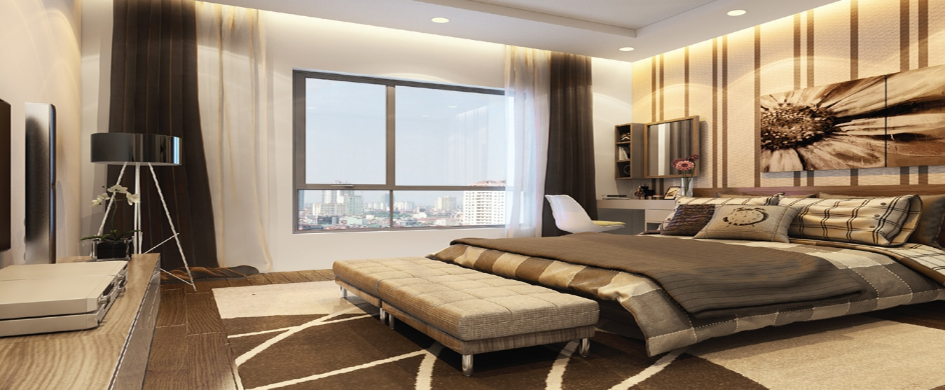 nội thất cao cấp Samsora Premier 105 chung cư samsora premier