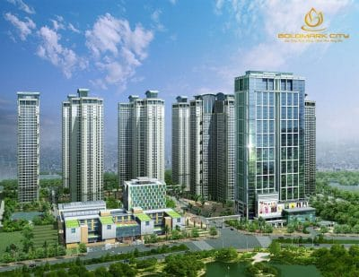 Goldmark City Apartment Complex – Ruby Tower is handing over