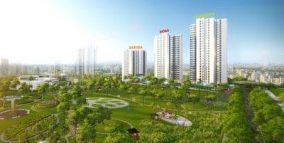 Chung cư Hồng Hà Eco City Tứ Hiệp – Thanh Trì