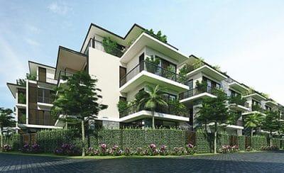 Biệt thự Liền kề Dự án Eden Rose Thanh Liệt