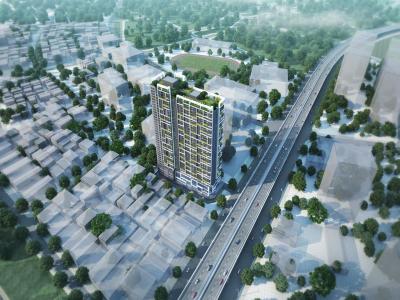 Dự án Chung cư Galaxy Tower Nguyễn Xiển Vị trí Vàng