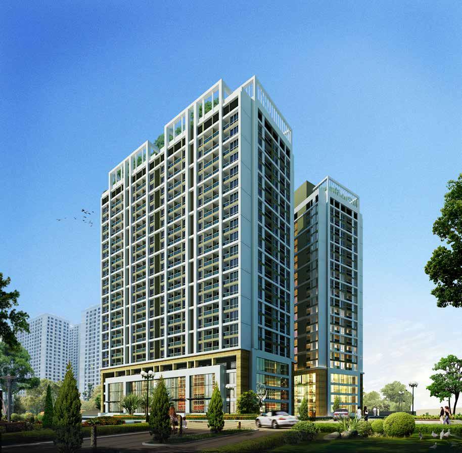 chung cư 378 minh khai tháp đôi 21 tầng
