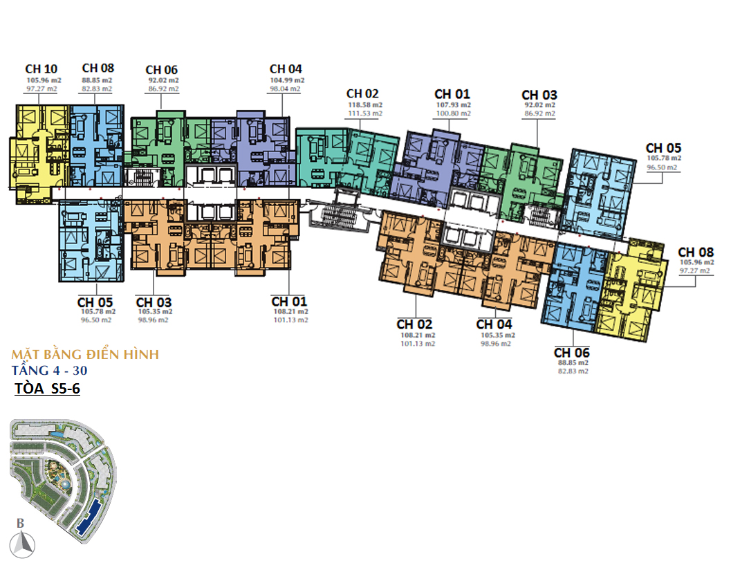 chung cư sunshine city s5-6