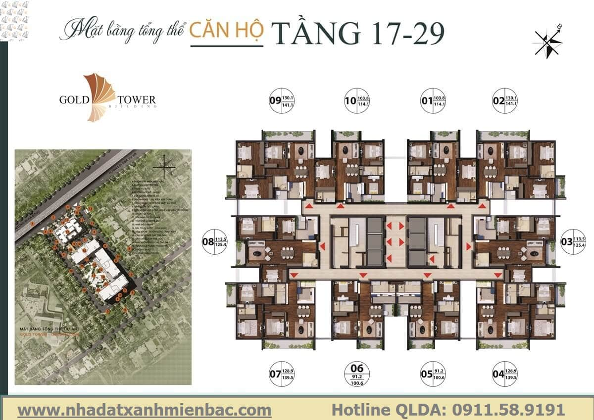 tầng 17-29