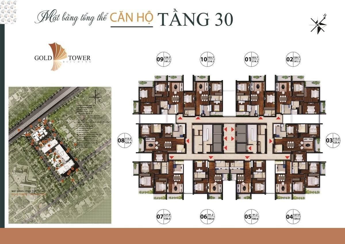 tầng 30