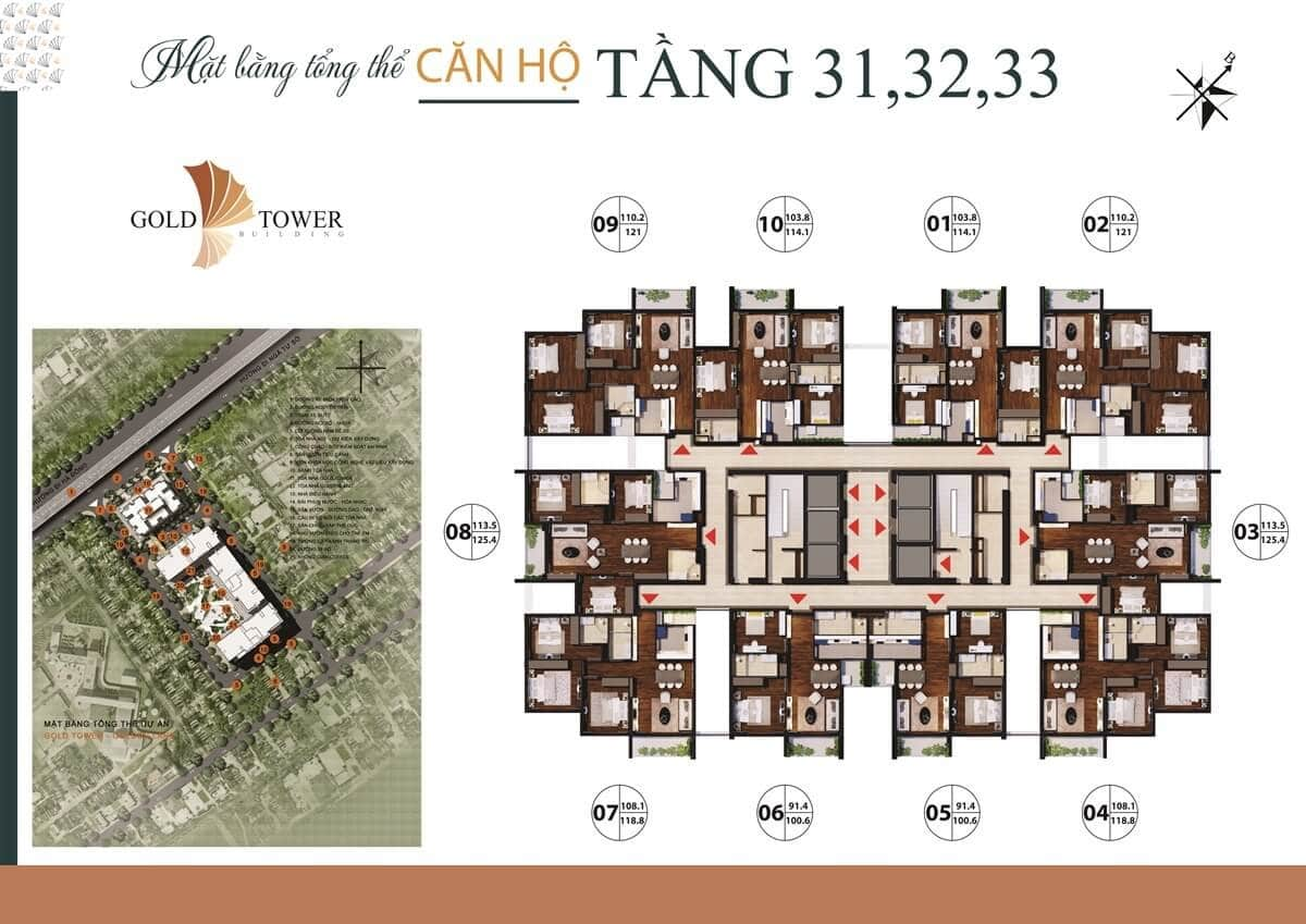 tầng 31-32-33
