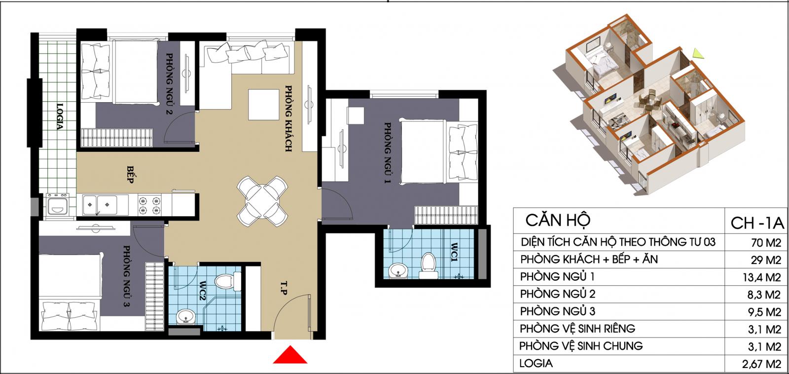 chung cư 987 tam trinh căn hộ ch1a