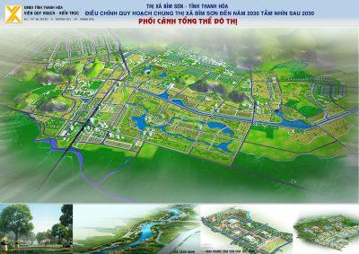 Dự án Biệt Thự Liền kề TNR Star Bỉm Sơn Tỉnh Thanh Hóa