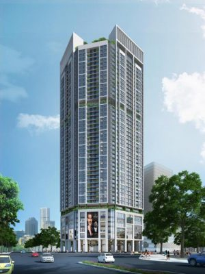 Chung cư Golden Park Tower số 2 Phạm Văn Bạch Yên Hòa Cầu Giấy
