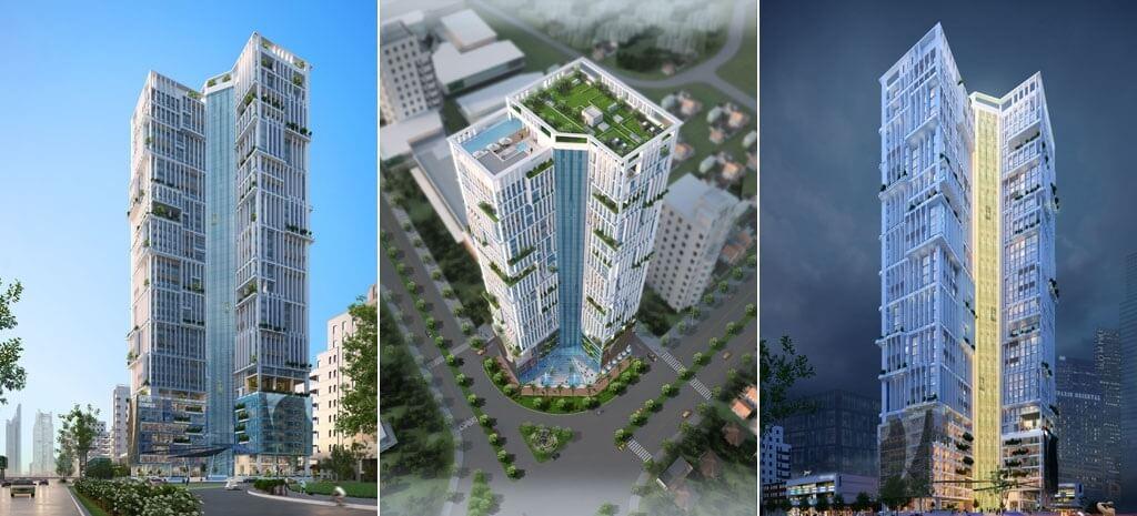 Dự án Chung cư Golden Park Tower