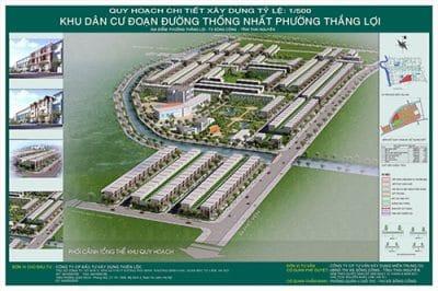 Dự án Liền kề Thiên Lộc Sông Công Vượng khí Phát tài