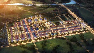 Dự án TNR Stars Phố Nối Hưng Yên: Trung tâm Vùng kinh tế Trọng điểm