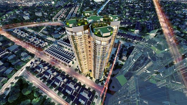 Chung cư Skyview Plaza 360 Giải Phóng 18