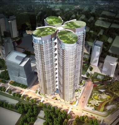 Chung cư Sky View 360 Giải Phóng Mở bán 2018