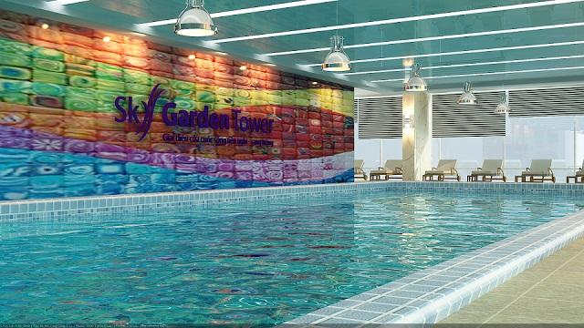 chung cư 115 định công bê bơi bốn mùa