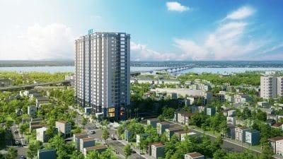 Chung cư Amber Riverside 622 Minh Khai Giá sốc