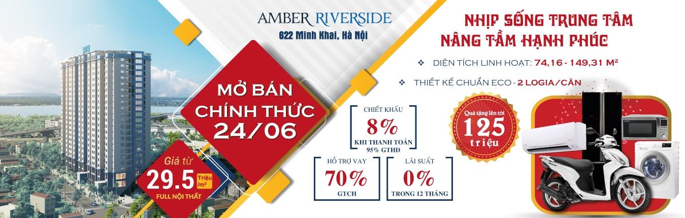 chung cư amber riverside chính sách bán hàng