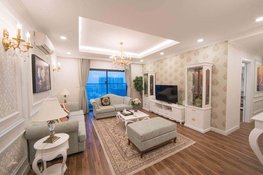 nội thất dự án Chung cư TNR Goldmark City