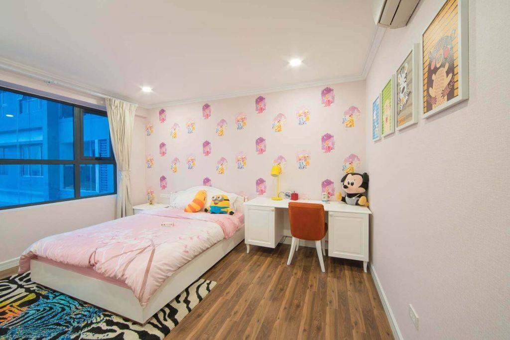 phòng ngủ cho con dự án Chung cư TNR Goldmark City