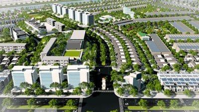 Dự án Smart City Quảng Nam phường Điện Dương