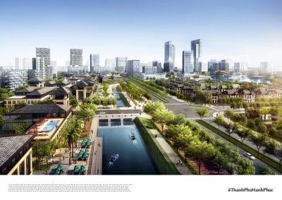 Dự án Swanpark Nhơn Trạch Đông Sài Gòn Liền kề Biệt thự