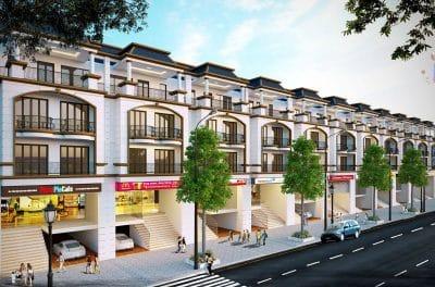 Dự án Fairy Town Vĩnh Yên – Biệt thự Liền kề Shophouse
